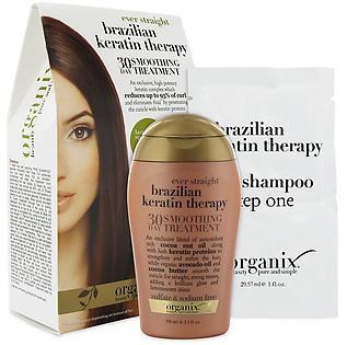Alisado de 30 días Brazilian Keratin Therapy de Organix ...