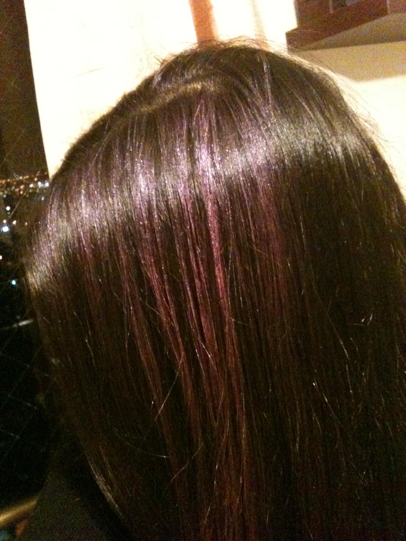 Cabello de arcoiris cabellos y hierbas - Como se pone el papel pintado ...